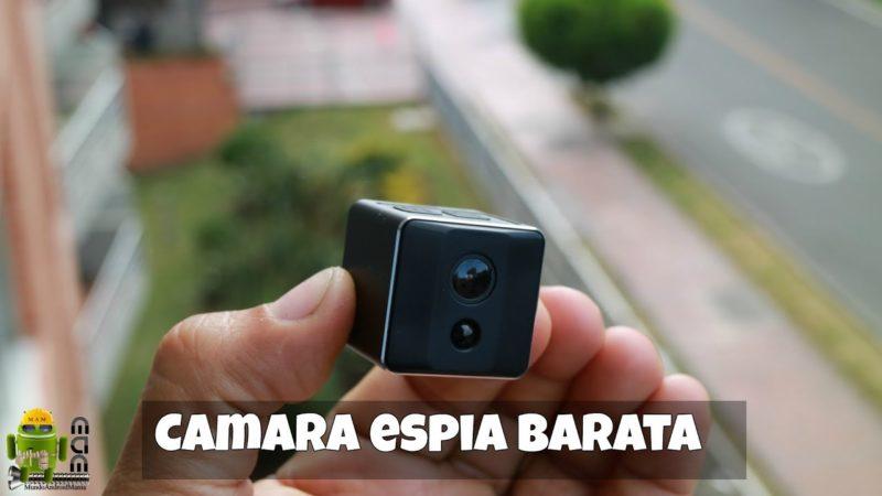 Camara espia