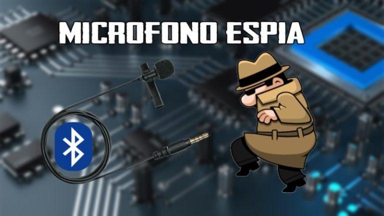 Microfono espia