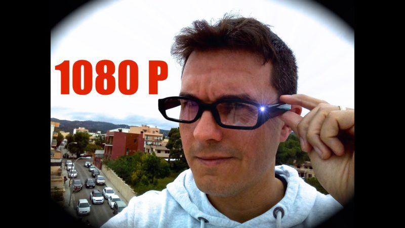Gafas espia 1080P